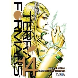TERRA FORMARS 14 (COMIC)