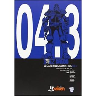 JUEZ DREDD LOS ARCHIVOS COMPLETOS 04.3