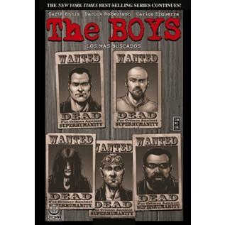 THE BOYS 06: LOS MAS BUSCADOS