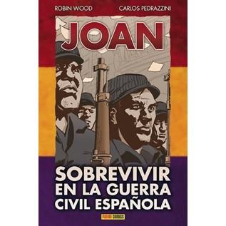 JOAN: SOBREVIVIR A LA GUERRA ESPA OLA
