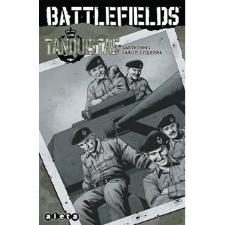 BATTLEFIELDS VOL. 3: LOS TANQUISTAS