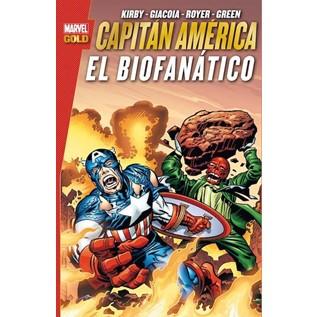 CAPITAN AMERICA. EL BIOFANATICO  (MARVEL GOLD)