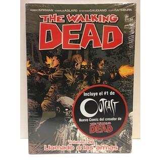 THE WALKING DEAD TOMO 26 + OUTCAST 01