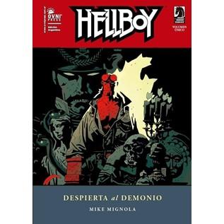 HELLBOY: DESPIERTA AL DEMONIO