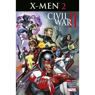 CIVIL WAR II: X-MEN 02