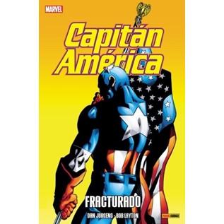 CAPITAN AMERICA. FRACTURADO