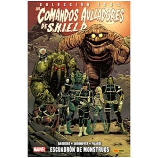LOS COMANDOS AULLADORES DE SHIELD