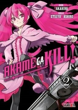 AKAME GA KILL 02