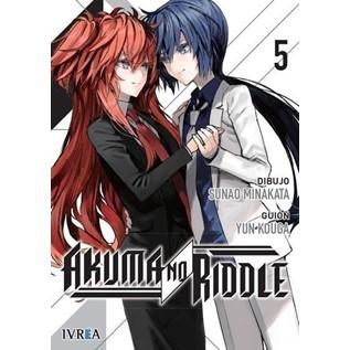 AKUMA NO RIDDLE 05 (ULTIMO TOMO)