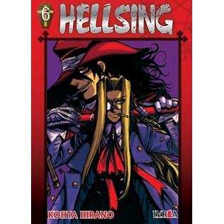 HELLSING 06 (NUEVA EDICION CON SOBRECUBIERTA)