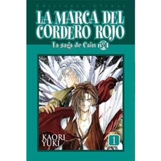 LA MARCA DEL CORDERO ROJO (COMIC) (LA SAGA DE CAIN 4.1)