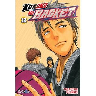 KUROKO NO BASKET 12