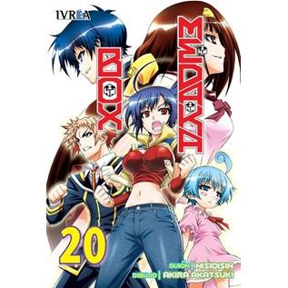 MEDAKA BOX 20 (COMIC)