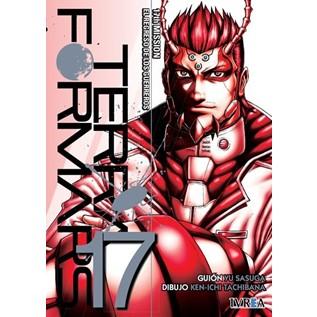 TERRA FORMARS 17 (COMIC)