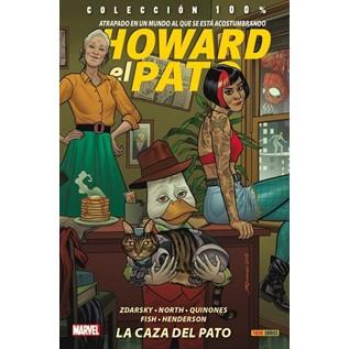 HOWARD EL PATO 02. LA CAZA DEL PATO