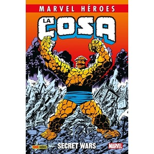 CMH 76: LA COSA. SECRET WARS