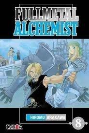 FULLMETAL ALCHEMIST 08