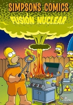 SIMPSONS COMICS: FUSION NUCLEAR