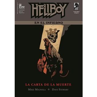 HELLBOY EN EL INFIERNO 02: LA CARTA DE LA MUERTE