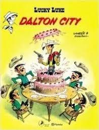 LUCKY LUKE 06: DALTON CITY