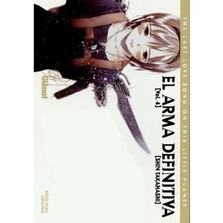 ARMA DEFINITIVA 04 (COMIC)