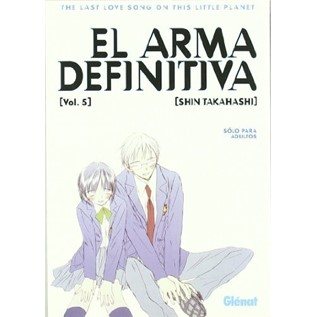 ARMA DEFINITIVA 05 (COMIC)
