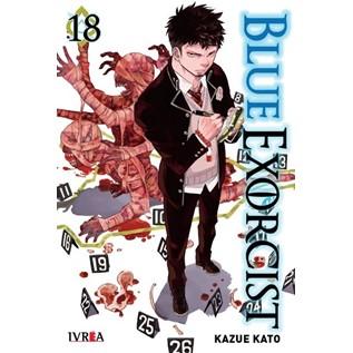 BLUE EXORCIST 18
