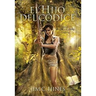 SAGA MAGIC EX LIBRIS 02: EL HIJO DEL CODICE