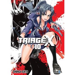 TRIAGE X 10