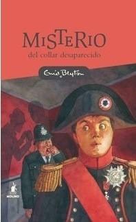 MISTERIO DEL COLLAR DESAPARECIDO (CARTONE)
