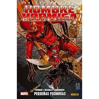 HOMBRE HORMIGA 03. PEQUE AS FECHORIAS