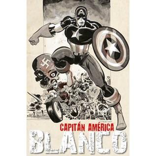 CAPITAN AMERICA: BLANCO