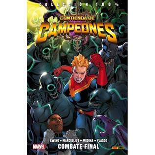 CONTIENDA DE CAMPEONES 02. COMBATE FINAL