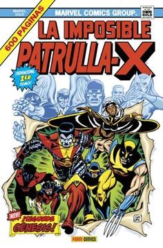 LA IMPOSIBLE PATRULLA-X 01: SEGUNDA GENESIS (MARVEL GOLD)