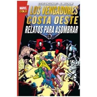 LOS VENGADORES COSTA OESTE: RELATOS PARA ASOMBRAR (MARVEL GOLD)