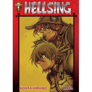 HELLSING 07 (NUEVA EDICION CON SOBRECUBIERTA)