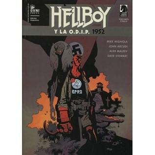 HELLBOY Y LA O.D.I.P. 1952