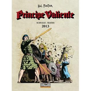 PRINCIPE VALIENTE (NUEVA ETAPA) 2013
