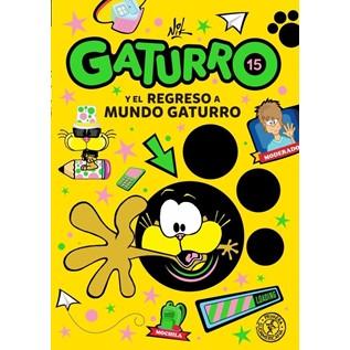 GATURRO 15 EL REGRESO AL MUNDO GATURRO