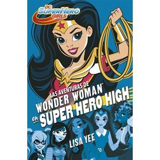 AVENTURAS DE WONDER WOMAN EN SUPER HERO
