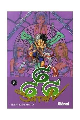 666 SATAN 08 (COMIC)