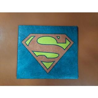 BILLETERA TYVEK SUPERMAN DCBT004