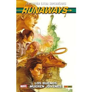 RUNAWAYS 03. LOS BUENOS MUEREN JOVENES
