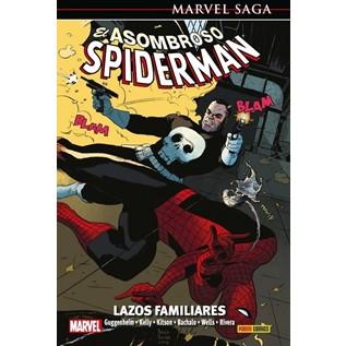 EL ASOMBROSO SPIDERMAN 18. LAZOS DE FAMILIA (MARVEL SAGA 41)