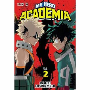 MY HERO ACADEMIA 02