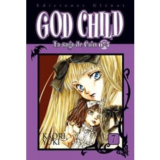 GOD CHILD 07 (COMIC) (LA SAGA DE CAIN 5.7)