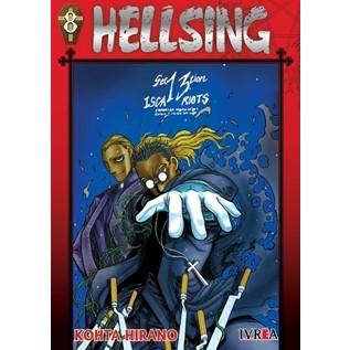 HELLSING 08 (NUEVA EDICION CON SOBRECUBIERTA)