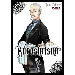 KUROSHITSUJI 10