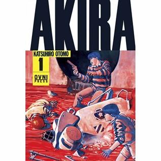 AKIRA 01 (EDICION CON SOBRECUBIERTA)