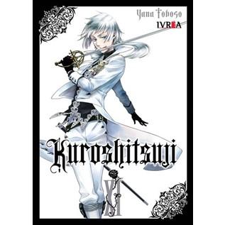 KUROSHITSUJI 11